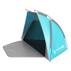 Beach Tent Sun Shelter- Sport Umbrella, UV Protection, Zip Up Porch for Privacy & Carry Bag- Shade for Families, Kids & Baby by Wakeman Outdoors