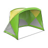 Beach Tent Sun Shelter- Sport Umbrella, UV Protection, Water Resistant & Carry Bag- Shade Canopy for Families, Kids & Baby by Wakeman Outdoors (Green)