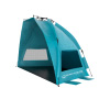 Pop Up Beach Tent- Instant Sun Shelter & Shade with UV Protection, Water & Wind Resistant, Easy Set Up & Carry Bag by Wakeman Outdoors (Turquoise)