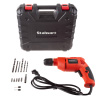 Electric Power Drill with 6-Foot Cord ? Variable Speed, Reversable Wired Screwdriver with Bubble Level, Carrying Case and Accessories by Stalwart