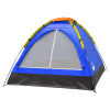2-Person Dome Tent- Rain Fly & Carry Bag- Easy Set Up-Great for Camping, Backpacking, Hiking & Outdoor Music Festivals by Wakeman Outdoors (Blue)