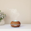 Aromatherapy Humidifier ? 300 ml Ultrasonic Essential Oil and Water Diffuser with 4 Timer Settings, 7 Color LED and Waterless Shut Off by Bluestone