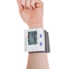 Blood Pressure Cuff ? Electronic Digital Wrist Heart Monitor with LCD Display Personal Health Tracker Device - Home Health Supplies by Bluestone