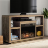 Electric Fireplace TV Stand- For TVs up to 48