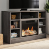 Electric Fireplace TV Stand- For TVs up to 47