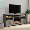 Electric Fireplace TV Console- For TVs up to 65