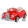 Ride On Toy Car, Battery Powered Classic Car Coupe With Remote Control and Sound by Lil? Rider ? Toys for Boys and Girls, 3 Year Olds And Up (Red)