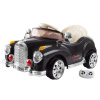 Ride On Toy Car, Battery Powered Classic Car Coupe With Remote Control and Sound by Lil? Rider ? Toys for Boys and Girls, 3 Year Olds And Up (Black)