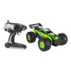 Remote Control Monster Truck? 1/16 Scale, 2.4 GHz RC Off-Road Rugged Toy Vehicle with Spring Suspension & Oversized Wheels for Kids by Hey! Play!