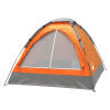 2-Person Dome Tent- Rain Fly & Carry Bag- Easy Set Up-Great for Camping, Backpacking, Hiking & Outdoor Music Festivals by Wakeman Outdoors (Orange)