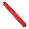 NF1096 Square Pole (E) Red