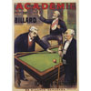 Acadamie de Billiards - 35 x 47