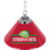 Bud Light Straw-Ber-Rita Single Shade Bar Lamp - 14 inch