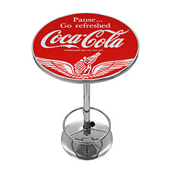 Wings Coca Cola Pub Table