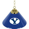 Brigham Young University 14 Inch Single Shade Bar Lamp