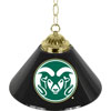 Colorado State University? Single Shade Bar Lamp - 14 inch