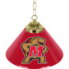 Maryland University 14 Inch Single Shade Bar Lamp
