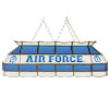 Air Force Falcons? 40 Inch Stained Glass Billiard Light