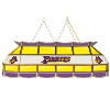 East Carolina University Stained Glass 40 Inch Light