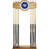 University of Nevada Billiard Cue Rack with Mirror