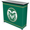 Colorado State� 2 Shelf Portable Bar w/ Case
