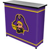 East Carolina University� 2 Shelf Portable Bar w/ Case