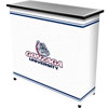 Gonzaga University� 2 Shelf Portable Bar w/ Case