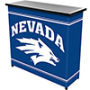 University of Nevada Portable Bar with Case