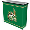University of North Carolina Charlotte Portable Bar with Case
