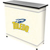 University of Toledo™ 2 Shelf Portable Bar w/ Case