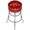 Iowa State University Padded Bar Stool