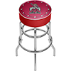 Ohio State University Logo Padded Bar Stool - Brutus - Made In USA