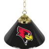 Illinois State University? Single Shade Bar Lamp - 14 inch
