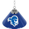 Seton Hall University? Single Shade Bar Lamp - 14 inch