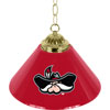 UNLV? Single Shade Bar Lamp - 14 inch