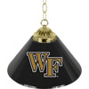Wake Forest University 14 Inch Single Shade Bar Lamp
