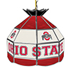 The Ohio State Glass Billiard Lamp - 16 Inch Diameter