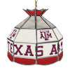 Texas A&M University 16 Inch Handmade Stained Glass Lamp