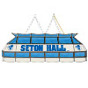 Seton Hall University Stained Glass 40 Inch Billiard Lamp