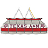 Texas A&M University 40 Inch Handmade Stained Glass Lamp