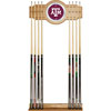 Texas A&M University Cue Rack with Mirror