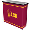 Arizona State University� 2 Shelf Portable Bar w/ Case