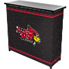 Illinois State University� 2 Shelf Portable Bar w/ Case