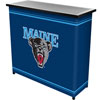 University of Maine� 2 Shelf Portable Bar w/ Case