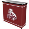 Mississippi State University� 2 Shelf Portable Bar w/ Case