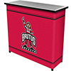 The Ohio State University� 2 Shelf Portable Bar w/ Case