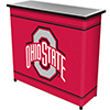 The Ohio State University™ 2 Shelf Portable Bar w/ Case