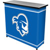 Seton Hall University™ 2 Shelf Portable Bar w/ Case