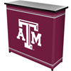 Texas A&M University Portable Bar with Case