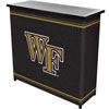 Wake Forest University Portable Bar with Case
